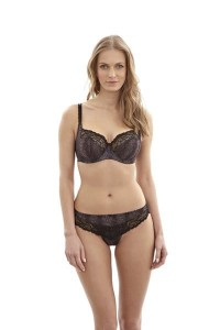 Stringi Panache Jasmine Black Animal