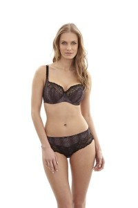 Figi Panache Jasmine Black Animal