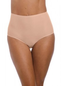Figi Wysokie Fantasie One Size Invisible Stretch Natural Beige